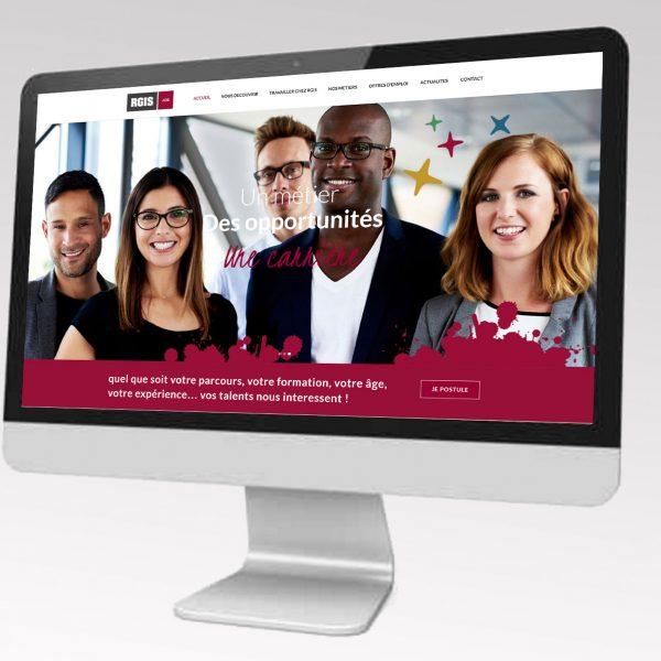 Site web Rgis-job.fr