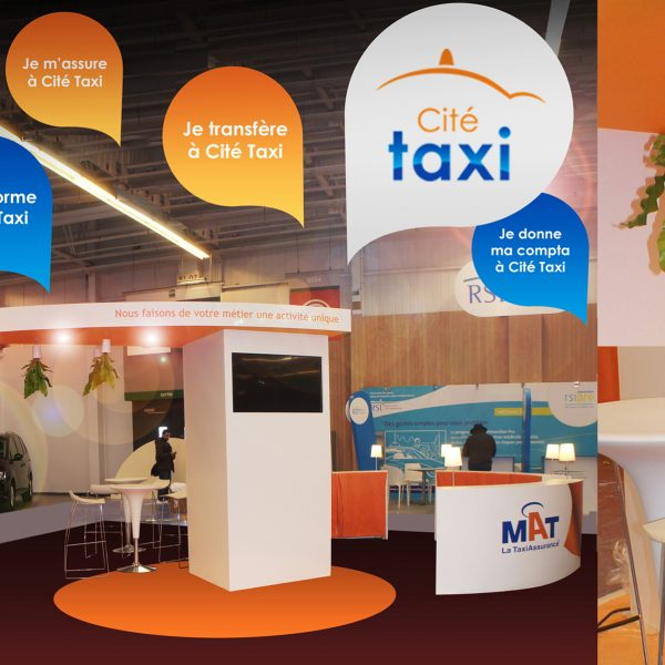 Stand Cite taxi
