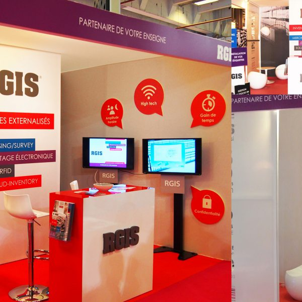 Stand RGIS Salon Equipmag
